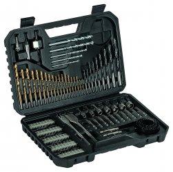Set BOSCH 103 piezas titanio