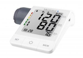 Tensiómetro de brazo Bluetooth MEDISANA BU530